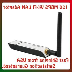 External Antenna USB WiFi Wireless IEEE 802.11G/B WLAN 54Mbp