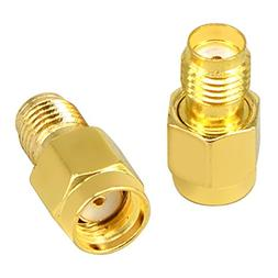 FPV Adapter SMA Female to RP-SMA Male Antenna Coaxial Adapte
