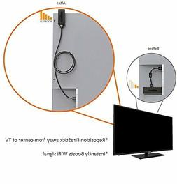 Instant Smart TV Stick WiFi Signal Booster HDMI Cable Extend