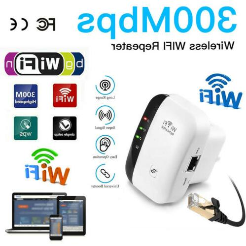 300Mbps WiFi Repeater Extender WifiBlast Amplifier