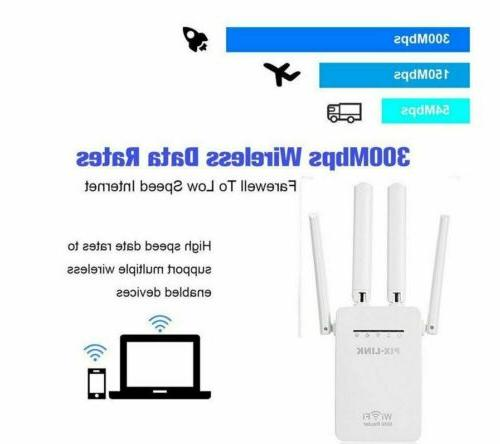 AC1200 Repeater Wireless 300m Extender Booster Band