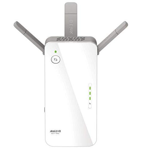 D-Link AC1750 Wi-Fi Range Extender with Dual Band Gigabit Wi