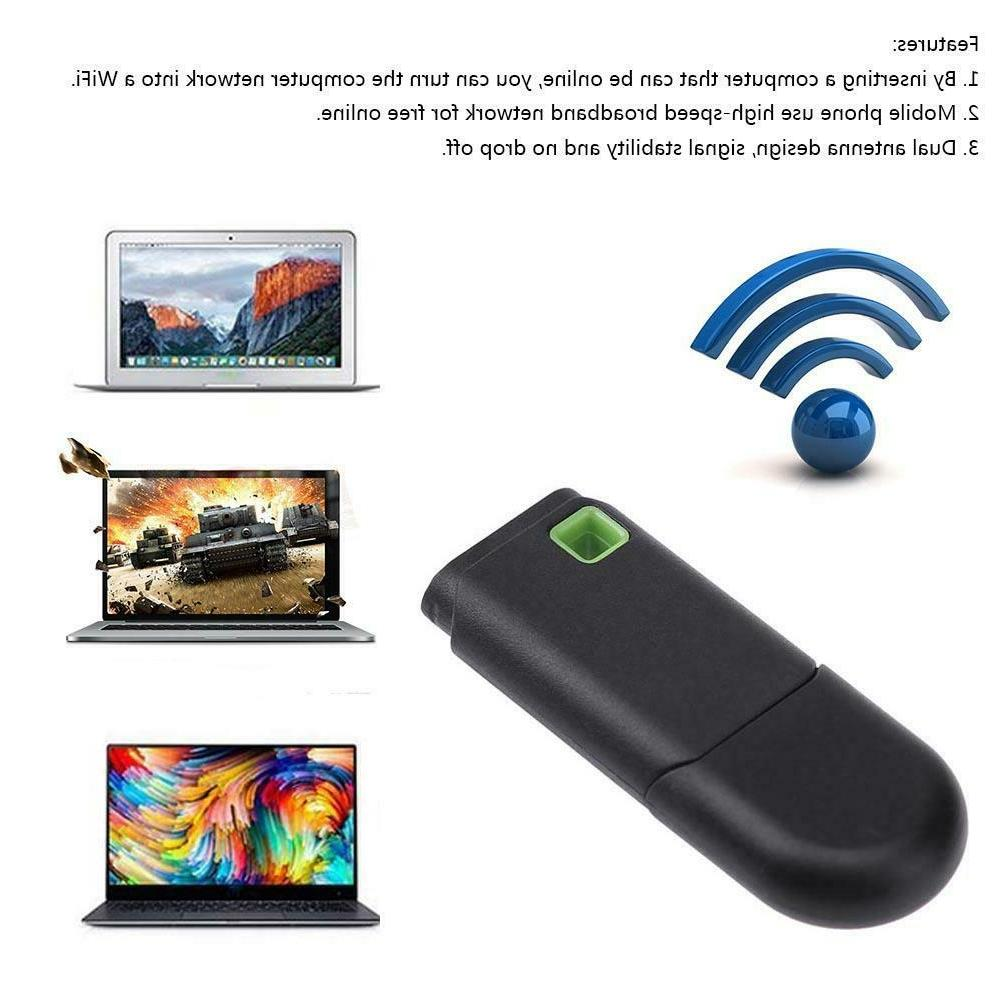 Mini Repeater 300Mbps Wireless Adapter Booster