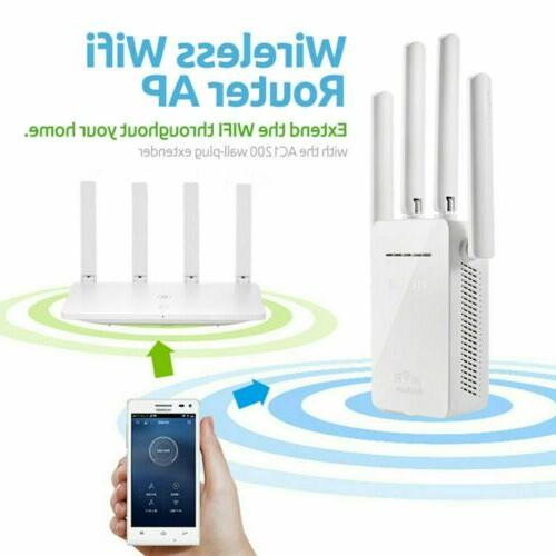WiFi Extender Booster Network Repeater 1200Mbps