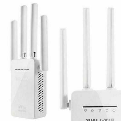 WiFi Extender Range Booster Band Repeater