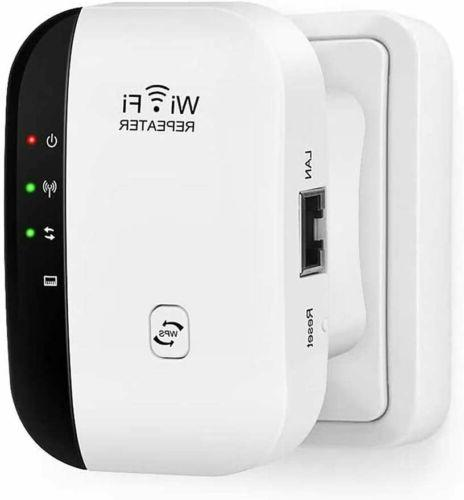 WiFi Wireless Repeater Signal Booster