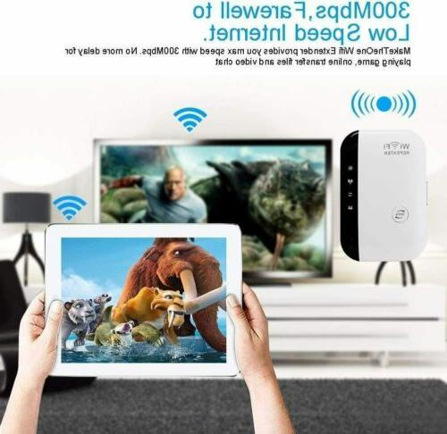 WiFi Range 300Mbps Wireless Signal Booster