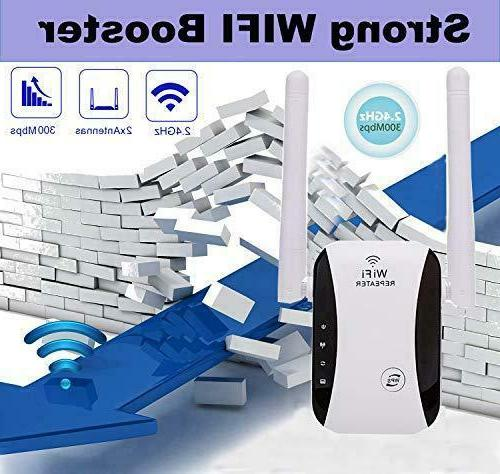 WiFi Range Extender Internet Booster router Repeater