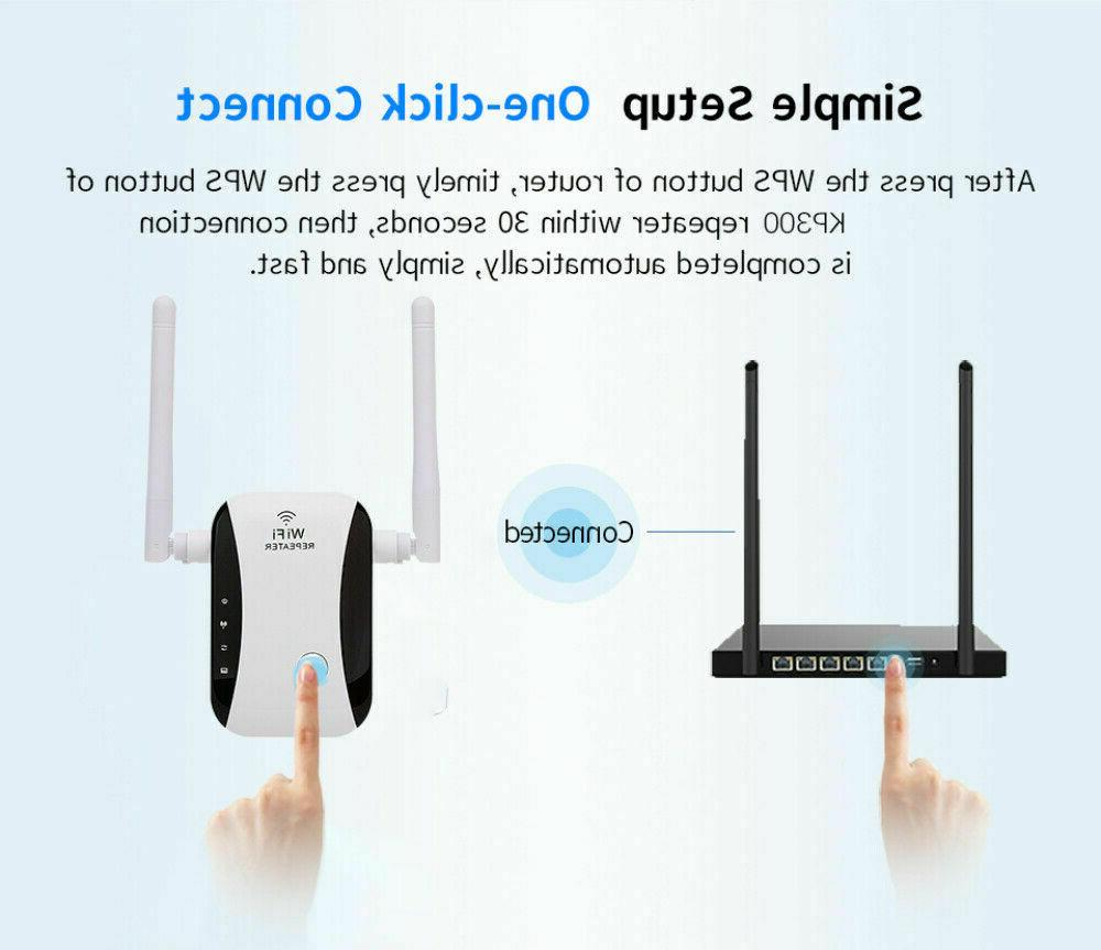 WiFi Extender Booster router Signal Repeater Amplifier