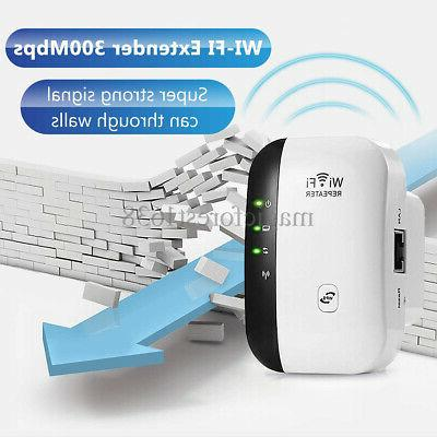 WiFi Range Booster 300Mbps Superboost Boost Speed