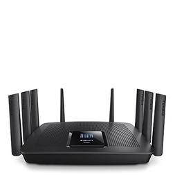 Linksys Max-Stream EA9500 IEEE 802.11ac Ethernet Wireless Ro
