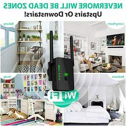 Range Extender 300 Mbps WiFi Wireless Repeater Signal Booste