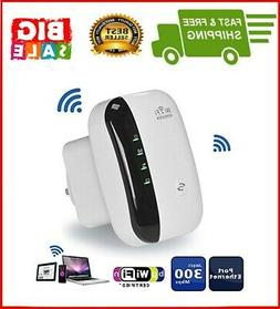 Super Boost WiFi, Range Extender Up To 300Mbps Repeater, Sig
