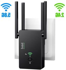 WiFi Range Extender Internet Booster Network Router Wireless Signal Repeater Ne