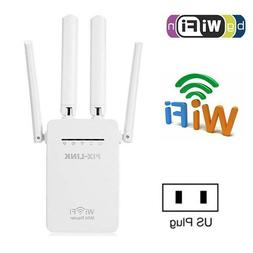 WiFi 300Mbps Extender Signal Range Booster Wireless Dual Ban