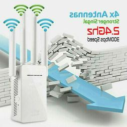 WiFi Extender Signal Range Booster Wireless 1200Mbps Dual Ba