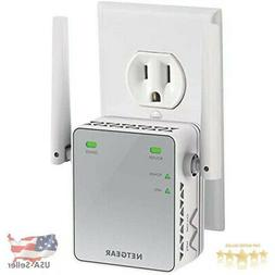 New 300Mbps Wireless WiFi Repeater AP Signal Booster 2.4GHz